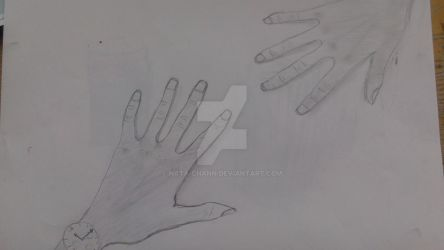 realisitc hands by Nata-Chann