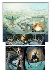 Mountain in the sky - Page 1 - Color by DrManhattan-VA