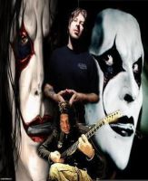 Jim Root of Slipknot and Stone Sour by IGMAN51