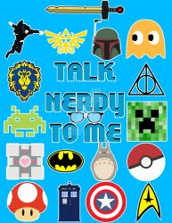 Talk Nerdy to Me by TheGreatDawn