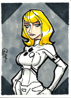 LTSC- Invisible Woman by GilTriana