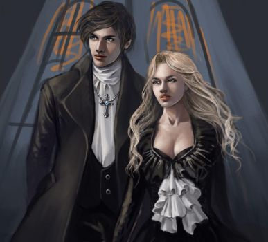 Vampires by DesignsInspiration