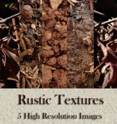 Rustic Textures by canalphotoshop