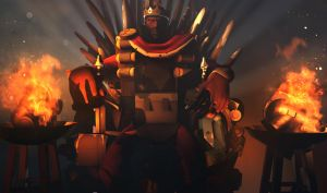 Game of Fortress (SFM) by SallibyG-Ray