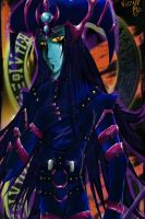 Dark Magician of Chaos by WizzardFye