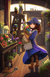The Flower Shop by Limited-Access
