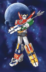 Voltron 1984 by shaotemp