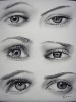 Eyes by enisra