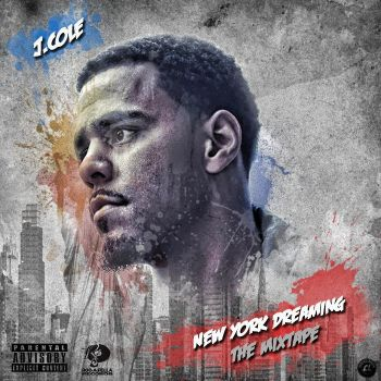 J Cole Mixtape by clgraphics