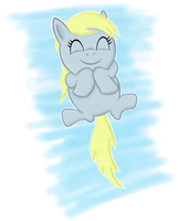 Happy Derpy Baby by SuperPonytime