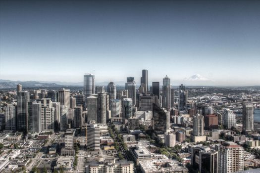 Seattle 2 by more-than-pixels