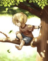 Tree Climber by celesse