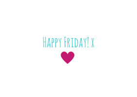 Happy Friday x by Smile-its-Friday