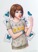 Life is Strange - Max by Aniel-AK