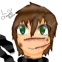 Liu / creepypasta by Skyler4577