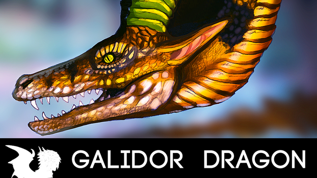 HOW TO DRAW YOUR DRAGON TUTORIAL! Using reference by Galidor-Dragon