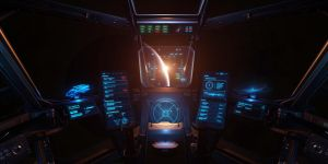 RSI Aurora UI Concept - Star Citizen by z-design