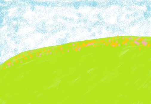 Spring background by Tpffan5196