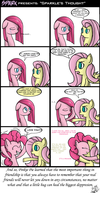 .Comic 11: Sparkle's Thought. by ZSparkonequus