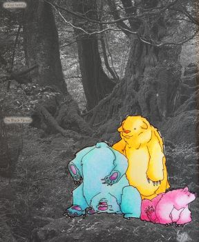642 Bear Family and Black Forest by packAndwhite241993