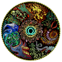 The Snake Report: mandala by labirynt