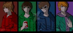 Eddsworld by KaguraRia