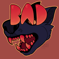 BAD by ForestFright