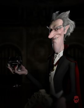 Dracula by MattThorup