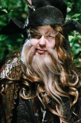 Close-up Radagast! by ShuraiyaBascud