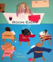 Room Eight: Back Book Cover by garyrevel