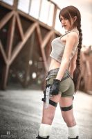 Lara Croft by muscolo
