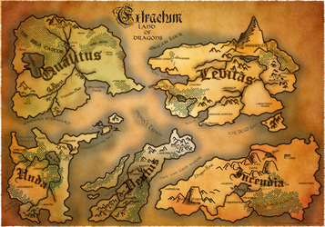 Map of Extractum by Gomamon4life