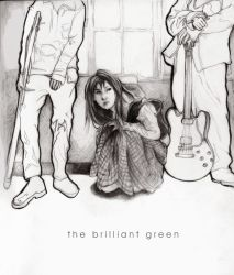 the brilliant green by angiechow