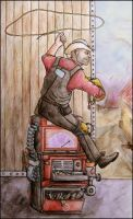 TF2 - Going Nowhere Fast by greenzaku