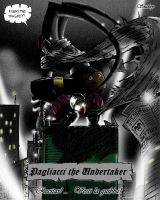 Pagliacci the undertaker cover new by Snakelestat28
