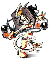 Loud the Tigress by R-no71