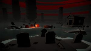 3D game scene study - Hellboy style by StMan