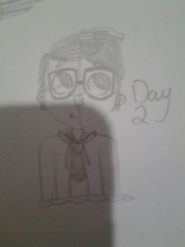 Day 2 by GalaxyXTheXArtist