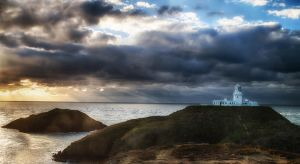 Strumble Head Lighthouse 2 by CharmingPhotography