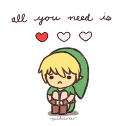 All You Need is Love by pikarar