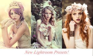 New Lightroom Presets! by EmilySoto