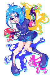 Splat VOXYZ by AkiGlancy