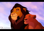 .: King and Queen of Priderock :. by CaptainPinsel