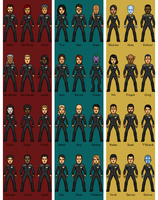Star Trek: Mission Gamma by Bry-Sinclair