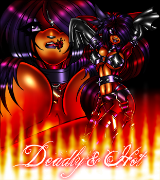 deadly and hot by Crystal-for-ever