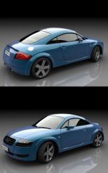 Audi TT by Deligaris