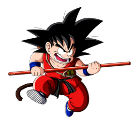 Son Goku by orco05