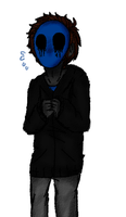 Eyeless jack sketch by cryptidroad