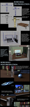 Robo-Ball: Production Overview by VerusMayaII