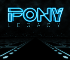 PONY Legacy Cover Background by RBDash47